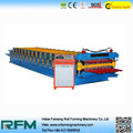 double layer roll foll forming machine