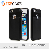 Hot sale newest 2 in 1 TPU PC cell phone case for iphone 5s