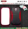 Factory wholesale mobile phone case Cheap pc silicone case for samsung galaxy s4 i9500