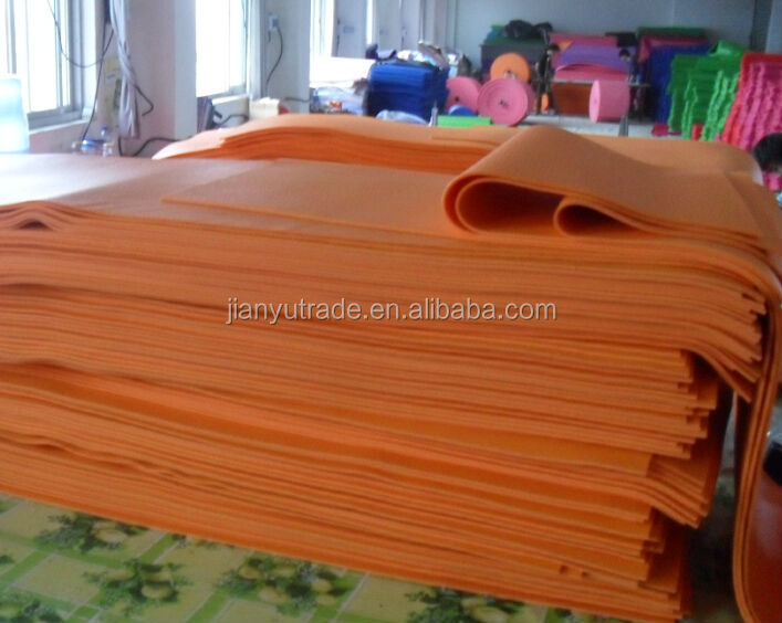 100% Manufacturer High standard PVC Yoga Mat
