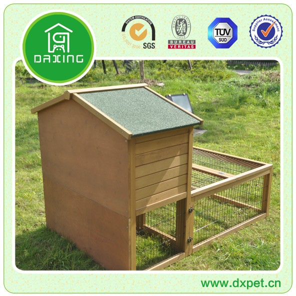 New Design Movable Custom Indoor Rabbit Houses