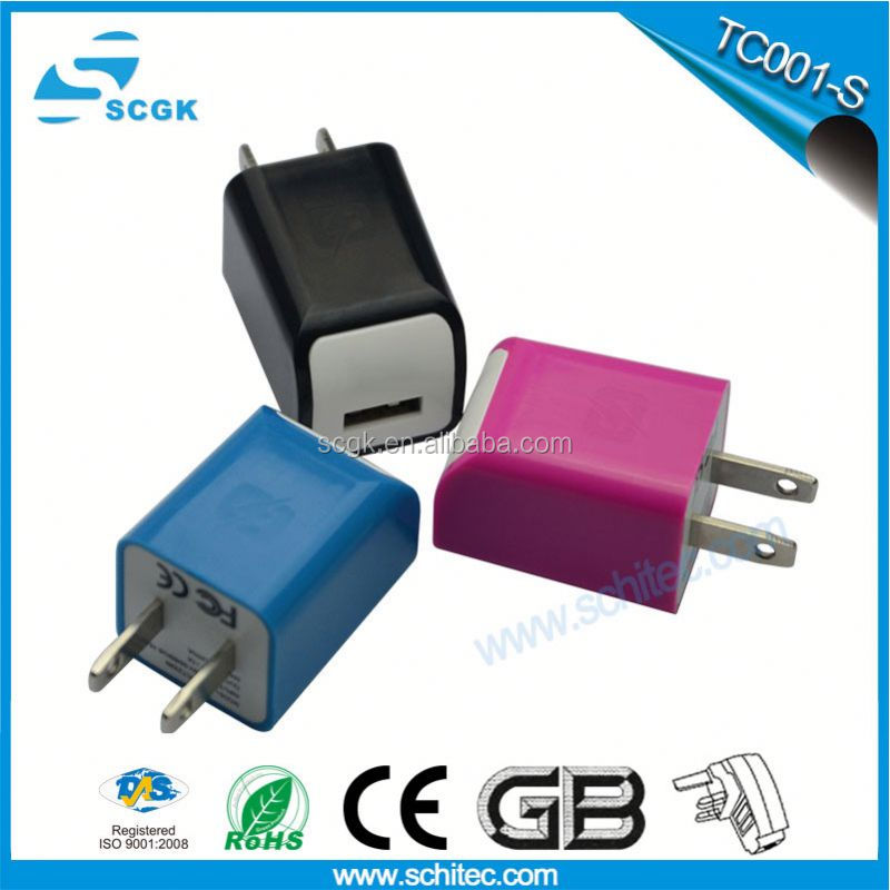 Home and car universal charger battery, for home and car use, dual usb port