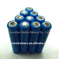AAA size rechargeable lithium ion cell