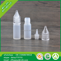 Specification Plastic Attar Ego-V Oil Bottles