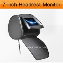 "7"" Universal Headrest LCD Monitor"