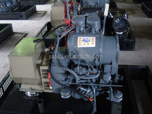Air Cooled Germany Duetz Engine / Diesel Motor Generator Set