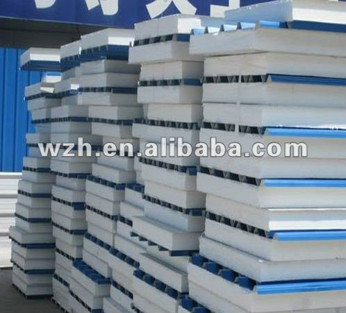 Ribbed Polystyrene Foam Composite Board
