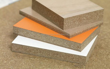 Single Side or Double Sides Laminated 16mm Melamine Particle Board