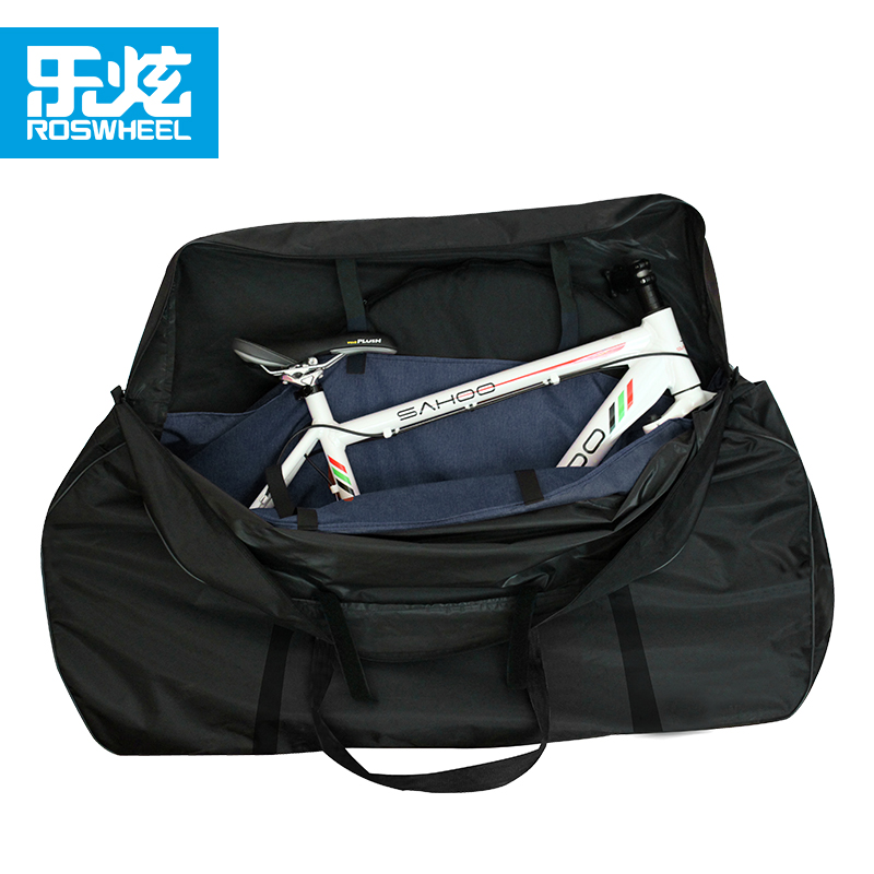 Roswheel High Quality 420D Polyester Scratch Resistant Bike Bicycle Travel Bag