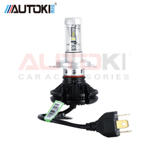 Latest auto headlight conversion kit 6000lm 50w led lighting parts car h4