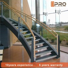 Flexible handrail indoor handrails