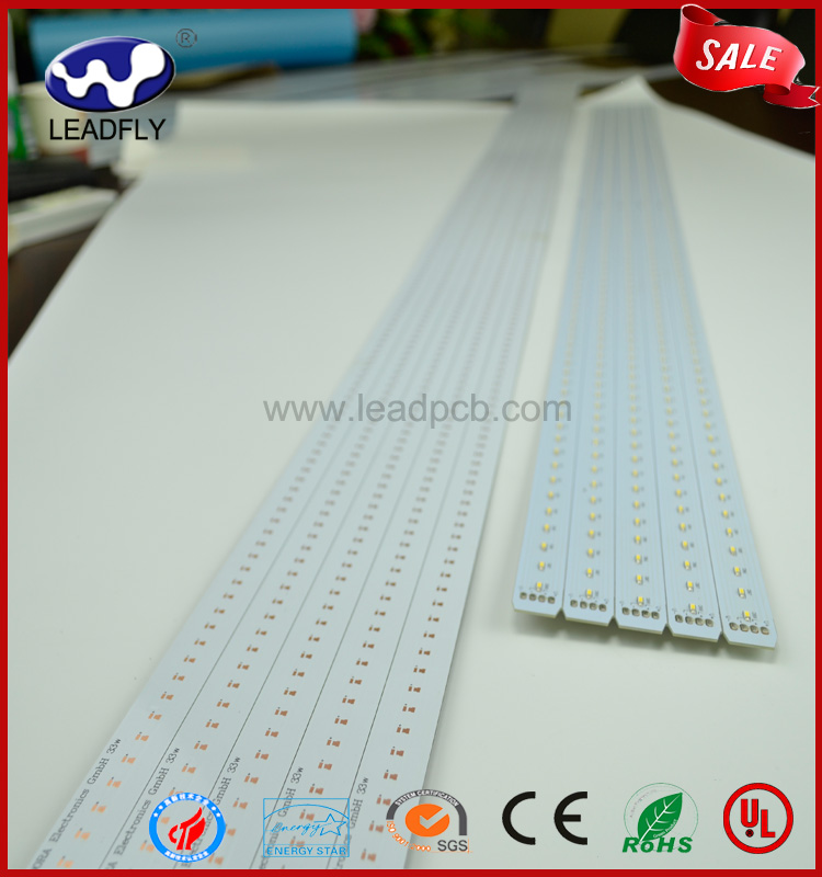 qualified industry control 1.5m Printed Circuit Board High Power Led Pcb Board for tube lighting led pcb 94v0