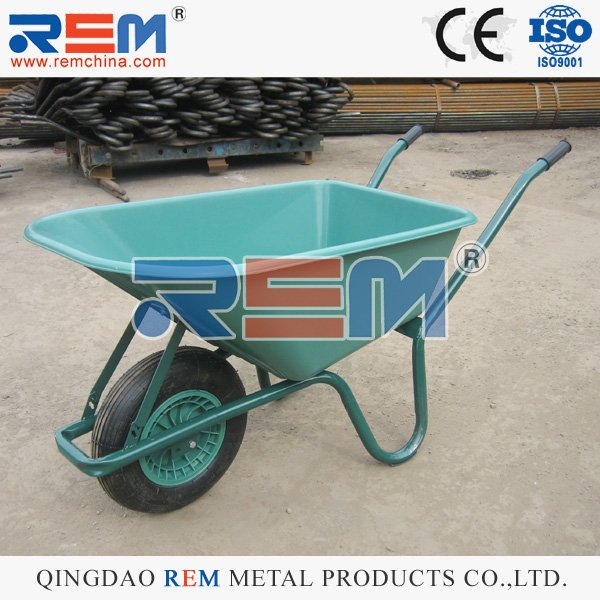 Switzerland General purpose plastic tub wheelbarrow