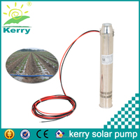 centrifugal Well water pump motor solar system price solar water pumps for agriculture sale