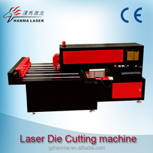 HM-H15 automatic laser wood cutting machine for making box die cutters