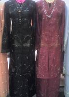 Belgium Organza Kebaya Dress