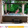 12 person Massager Largest Acrylic Party Spa hot tubs (A870 )