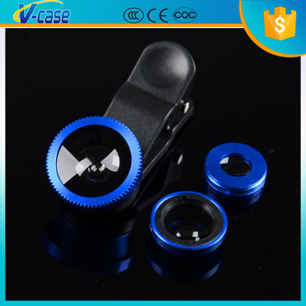 Cheap price high quality fisheye lens 200 degree,fashion design mobile phone camera lens