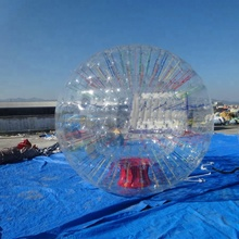 wholesale price clear zorbs, giant Zorb Ball Rides from China factory