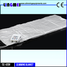 Lingmei sauna slimming body wrap blanket /it works body wrap/wholesale body wrap products