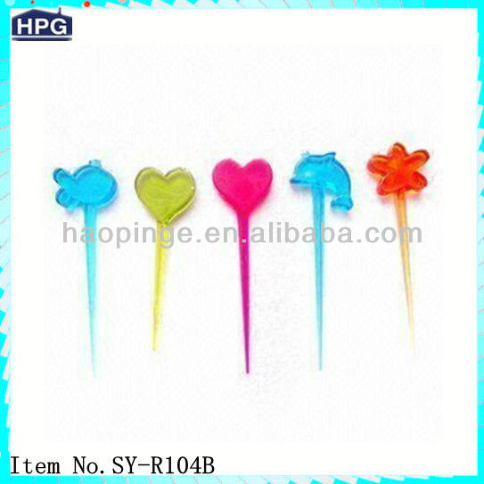 Plastic skewers corn skewers for kids