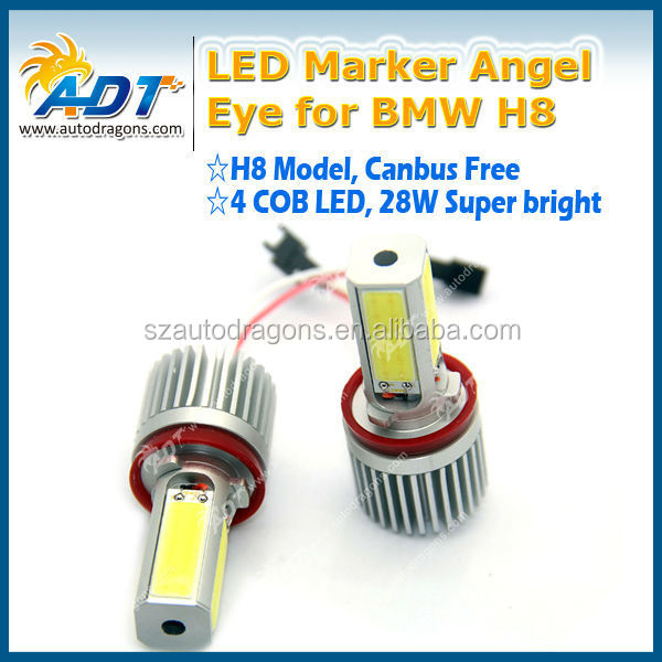 Hot sales auto parts Angel Eyes H8 USA CR LED E92 for BMW car accessories