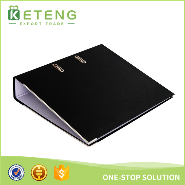 Top quality custom logo printed 2-hole 3ring file folder