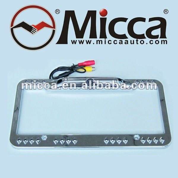 American license plate rear view camera, ccd camera, reversing aid Car Rear View Camera (CM-USLP01)