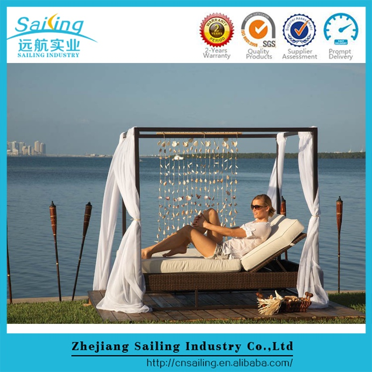 Sailing Hot Sale Outdoor French Chaise Lounge Chair