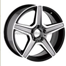 different size with different style aluminum alloy wheel (vb105) wheel rims wholesale