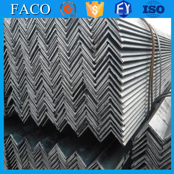 2015 Hot Selling ! mild steel angle mild small gb standard weight of angle bars