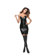 New Hot Performance Faux PVC Leather Hot Women latex catsuit