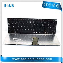 Original Laptop keyboard for SAMSUNG Q530 Brazilian black
