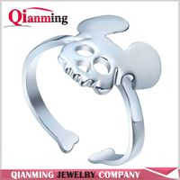 Best selling trendy style zinc alloy gold ring for sale