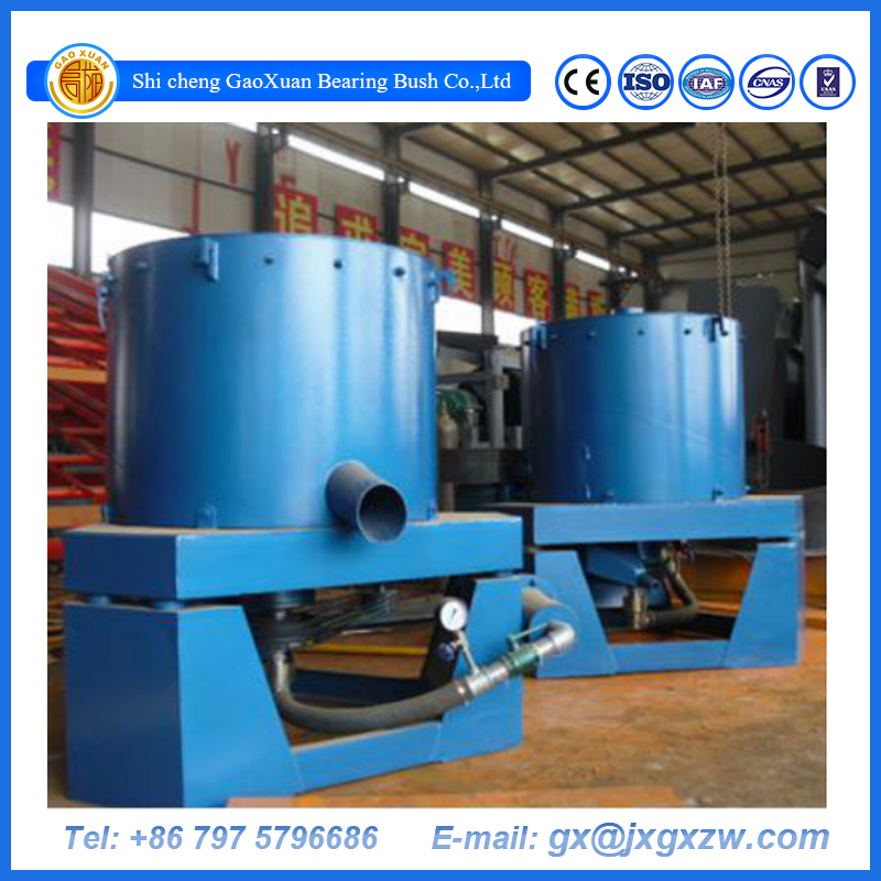gold separator machine