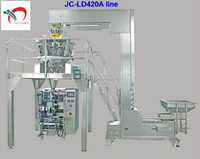 Food vertical automatic packing machine JC-VD420A
