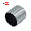 Factory supplied the queen of quality du steel sleeve sliding steel teflon bearing