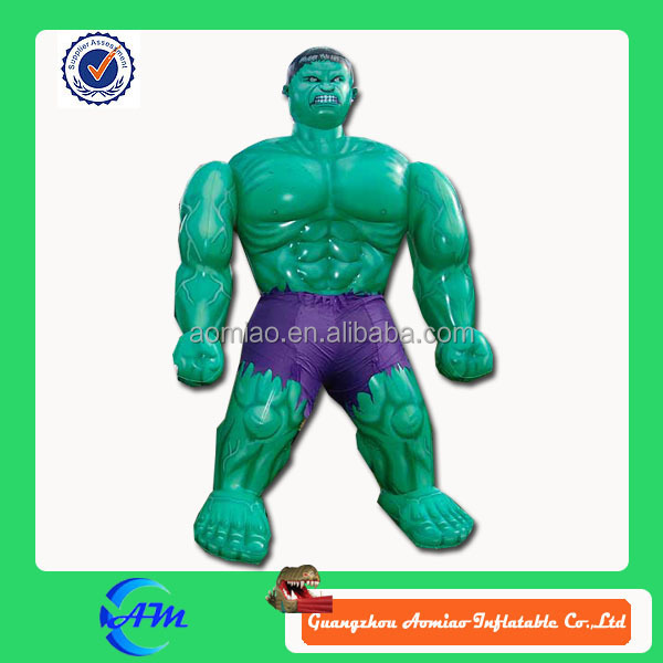 the hulk giant inflatable hulk customized inflatable cartoon for advertising giant inflatable cartoon