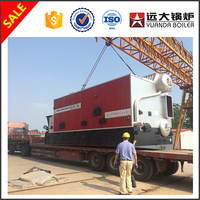Top quality Automatic Coal, biomass fired Steam Boiler for cement plant
