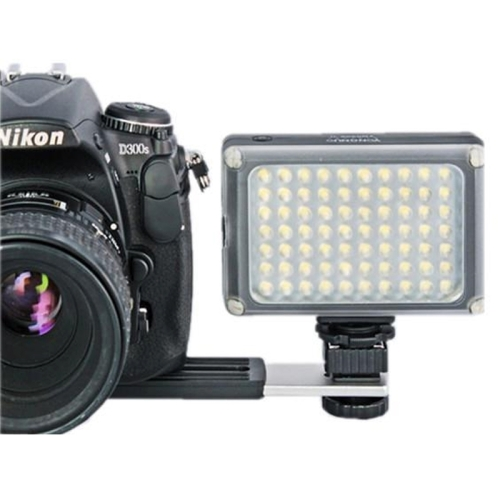Dropshipping YONGNUO YN-0906II 70-LED Ultra Bright Camera Video Light for Canon for Nikon Olympus Panasonic