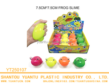 Frog animal squishy funny slime plastic toys for kids