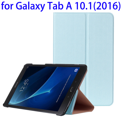 Wholesale Stone Texture Horizontal Flip Leather Case for Samsung Galaxy Tab A 10.1 (2016) / T580 / T585 with Holder