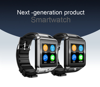 Last factory price MTK2502C smart watch phone for IOS Android sportst watch with camera supports sim