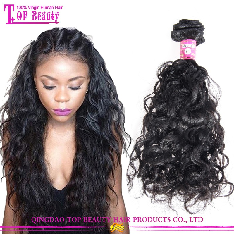 2016 hot sale 100 pure remy hair extension wet and wavy brazilian remy hair weave