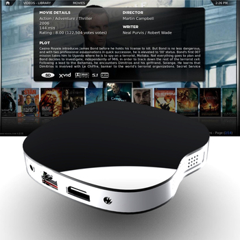 Android6.0 high cost performance 4K OTT Box solution 4K kodi16.1 live streaming tv box