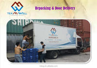 Courier service in China and Hong Kong