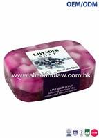 OEM/ODM Lavender Scent Bar Soap Glycerin Soap Bath Soap