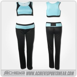 custom made fitness bra,private label yoga pants fitness apparel for women