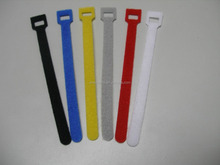 China Wholesale Reusable Hook And Loop Cable Tie Wraps