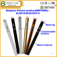 2016 BBTANK T1 Slim e cig 510 oil vaporizer bud touch O.Pen oil vapor pen disposable Cbd CO2 cartridge pen cartridge cbd co2 oil
